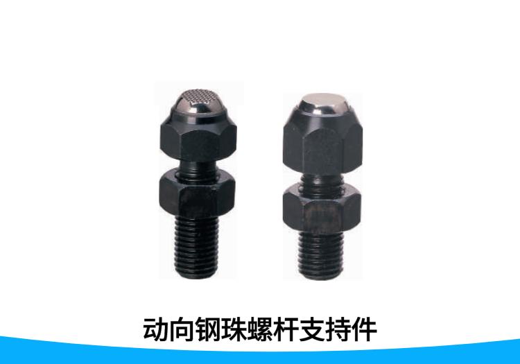 动向钢珠螺杆支持件 齿面螺杆系列