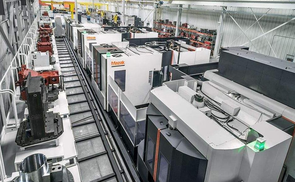 引进一套先进的柔性化FMS生产线的成本