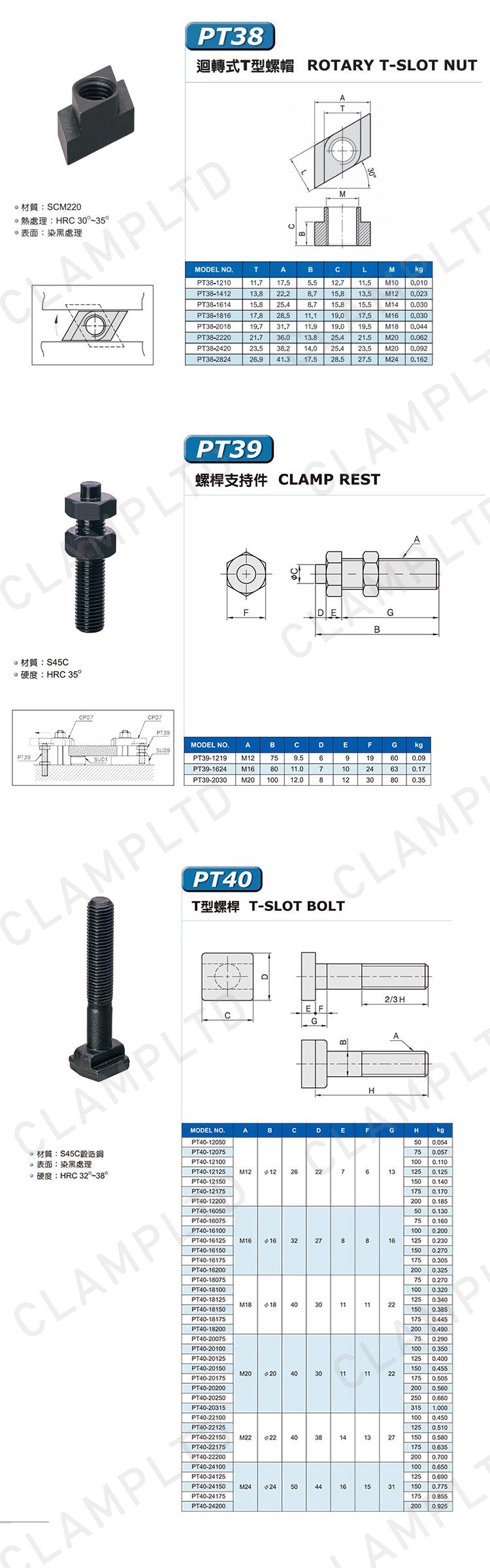 辅助类夹具零部件附件 夹具附件 第14张